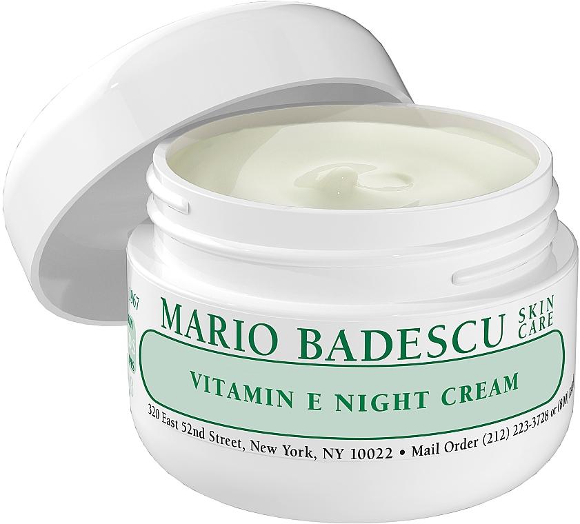 Crema viso da notte alla vitamina E - Mario Badescu Vitamin E Night Cream — foto N2