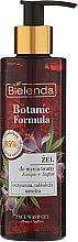 Profumi e cosmetici Gel viso - Bielenda Botanic Formula Hemp Oil + Saffron Moisturizing Face Wash Gel