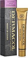 Profumi e cosmetici Fondotinta opacizzante - Dermacol Make-Up Cover