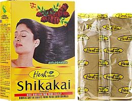 """Profumi e cosmetici Polvere per capelli """"Shikakai"""" - Hesh Shikakai Powder"""