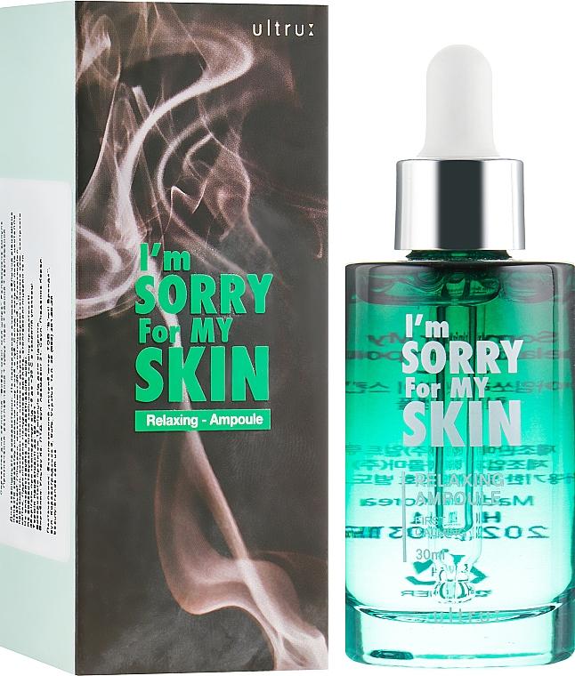 Siero viso rilassante - Ultru I'm Sorry For My Skin Relaxing Ampoule