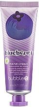 """Profumi e cosmetici Crema mani """"Mirtillo"""" - TasTea Edition Blueberry Hand Cream"""