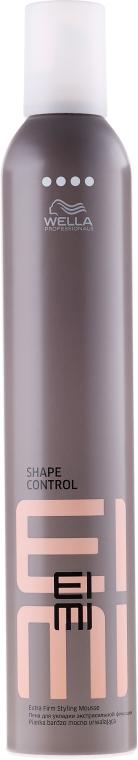Mousse per capelli - Wella Professionals EIMI Styling Shape Control