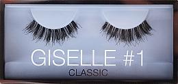 Profumi e cosmetici Ciglia finte №1 - Huda Beauty Giselle Lash 1