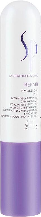 Emulsione ristrutturante per capelli - Wella SP Repair Emulsion — foto N1