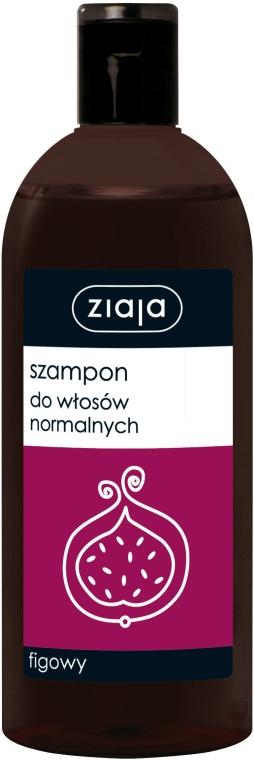 Shampoo per capelli normali con estratto di ficchi - Ziaja Shampoo For Normal Hair