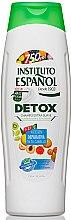 Profumi e cosmetici Shampoo - Instituto Espanol Detox Shampoo