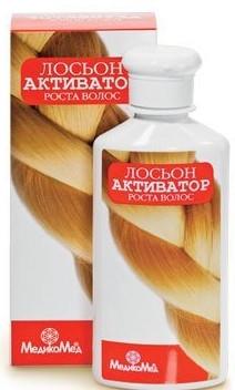 """Lozione """"Attivatore crescita capelli"""" - Medikomed"""