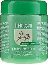 Balsamo corpo con estratto di rosmarino - BingoSpa — foto N1