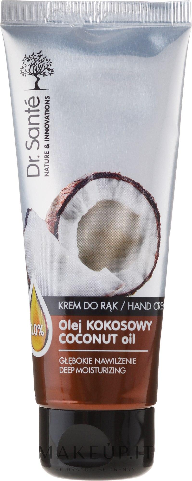 Crema mani idratante - Dr. Sante Hand Cream Coconut Oil — foto 75 ml