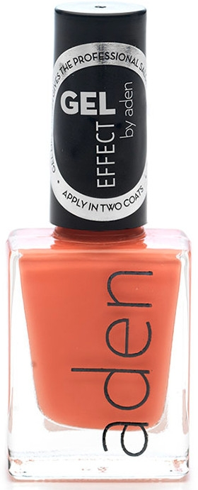 Smalto per unghie - Aden Cosmetics Gel Effect Nail Polish