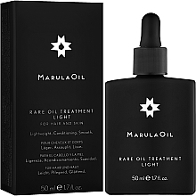 Profumi e cosmetici Trattamento all'olio di marula per capelli normali - Paul Mitchell Marula Oil Rare Oil Treatment Lite