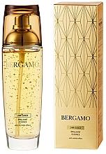 Profumi e cosmetici Siero viso antietà con particelle d'oro - Bergamo 24K Gold Brilliant Essence