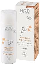 Profumi e cosmetici CC Crema SPF 50 - Eco Cosmetics Tinted CC Cream SPF 50