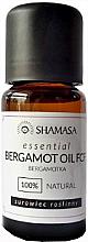 Profumi e cosmetici Olio essenziale di bergamotto - Shamasa