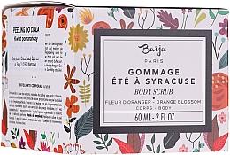 Profumi e cosmetici Scrub corpo - Baija Ete A Syracuse Body Scrub