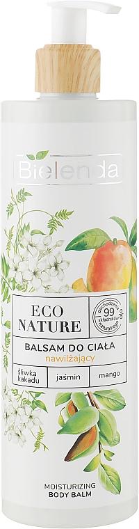 Balsamo corpo idratante - Bielenda Eco Nature Kakadu Plum, Jasmine and Mango