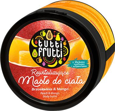 Burro corpo - Farmona Tutti Frutti Peach & Mango Earth