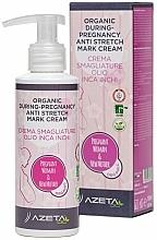 Profumi e cosmetici Crema per smagliature - Azeta Bio Organic During-Pregnancy Anti Stretch Mark Cream