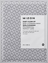 Profumi e cosmetici Maschera purificante viso - Mizon Dust Clean Up Deep Cleansing Mask