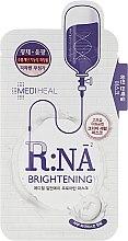 Profumi e cosmetici Maschera viso illuminante con aminoacidi - Mediheal R:NA Whitening Proatin Mask
