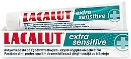 "Profumi e cosmetici Dentifricio ""Extra Sensitive"" - Lacalut"