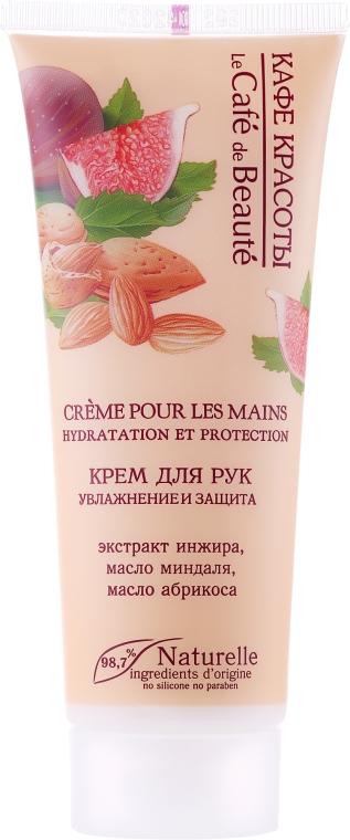 """Crema mani """"Idratazione e protezione"""" - Le Cafe de Beaute Hand Cream"""