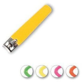 Tagliaunghie 76954, L, giallo - Top Choice Colours Nail Clippers — foto N2