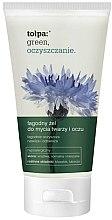 Profumi e cosmetici Gel detergente delicato - Tolpa Green Cleanup Gel