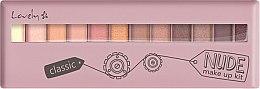 Profumi e cosmetici Palette ombretti - Lovely Classic Nude Make Up Kit