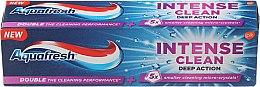 Profumi e cosmetici Dentifricio - Aquafresh Intense Clean Deep Action Toothpaste