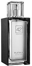 Profumi e cosmetici 42° by Beauty More Platinum Edition Limitee - Eau de toilette