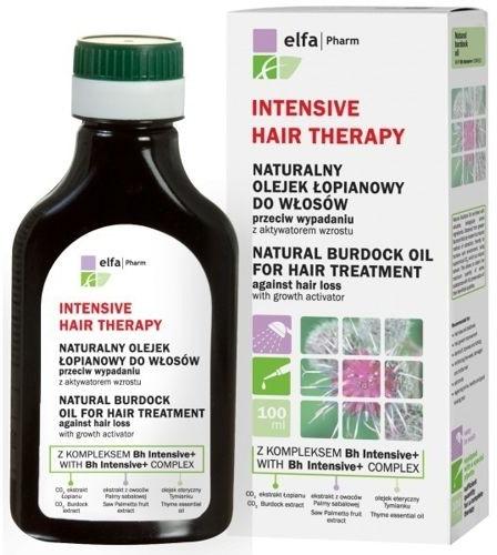 Olio di bardana capelli - Elfa Pharm Burdock Oil