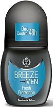 Profumi e cosmetici Breeze Roll-On Deo Fresh Protection - Deodorante roll-on