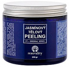 Profumi e cosmetici Peeling al sale - Renovality Original Series Jasmine Body Peeling