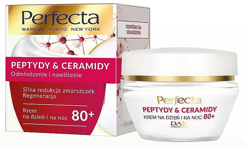 Crema rivitalizzante 80+ - Perfecta Peptydy&Ceramidy
