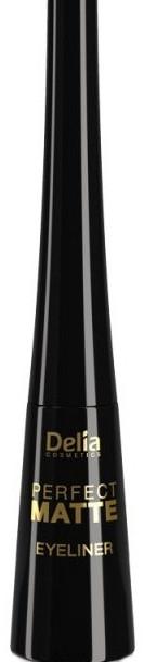 Eyeliner opaco, liquido - Delia Cosmetics Perfect Matte Eyeliner