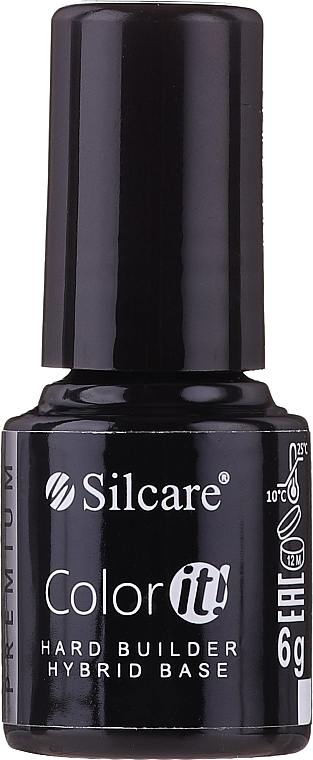 Base camouflage per smalti gel - Silcare Color It Premium Hardi Builder Hybrid Base