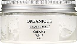 """Profumi e cosmetici Schiuma corpo """"Latte"""" - Organique HomeSpa"""