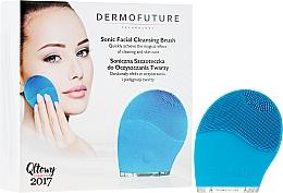 Profumi e cosmetici Spazzola sonica per la pulizia del viso - DermoFuture Sonic Facial Cleansing Brush