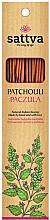 "Profumi e cosmetici Bastoncini di incenso ""Patchouli"" - Sattva Patchouli"