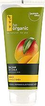 Profumi e cosmetici Balsamo corpo nutriente - Be Organic Nutritive Body Balm