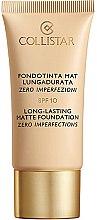 Profumi e cosmetici Fondotinta opacizzante - Collistar Long-Lasting Matte Foundation