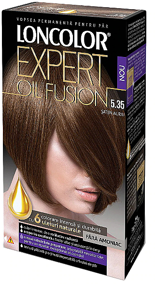 Tinta per capelli - Loncolor Expert Oil Fusion