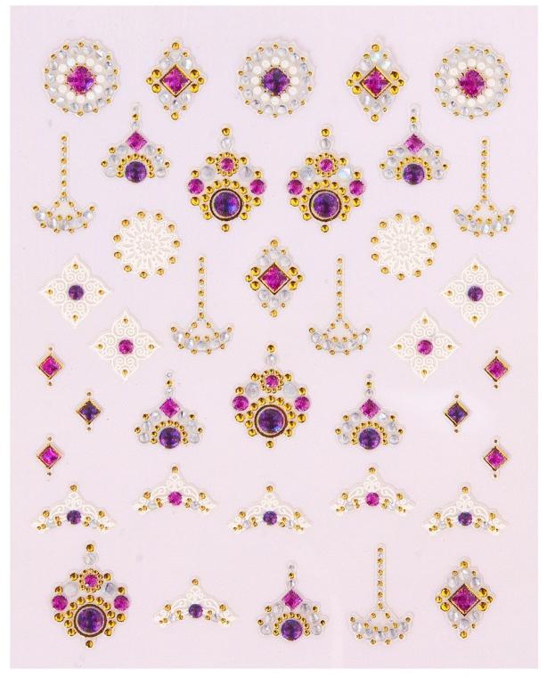 Adesivi per nail art - Peggy Sage Decorative Nail Stickers Luxury (1pz)