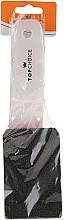 Profumi e cosmetici Raspa piedi, 75056, bianco - Top Choice