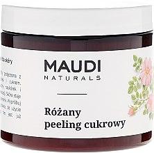 """Profumi e cosmetici Scrub corpo allo zucchero """"Rosa"""" - Maudi"""