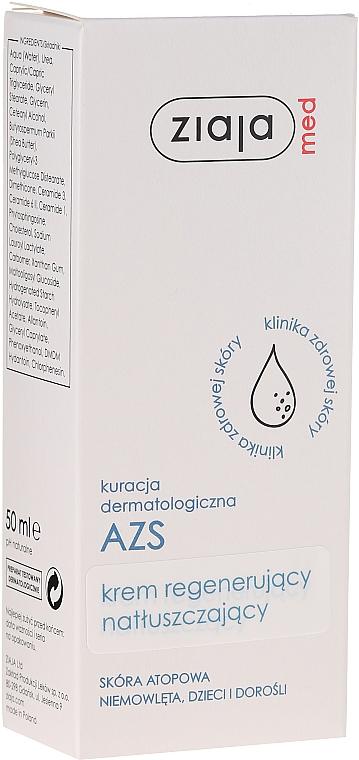 Crema rigenerante - Ziaja Med Atopic Dermatitis Care