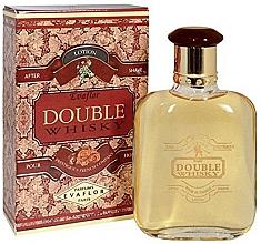 Profumi e cosmetici Evaflor Double Whisky - Lozione dopobarba