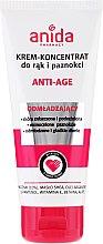 Profumi e cosmetici Crema mani e unghie - Anida Pharmacy Anti Age Hand Cream